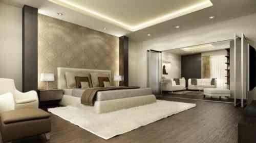 Suite Parentale Et Design De Luxe Modern Master Bedroom Design Luxury Bedroom Master Master Bedroom Interior