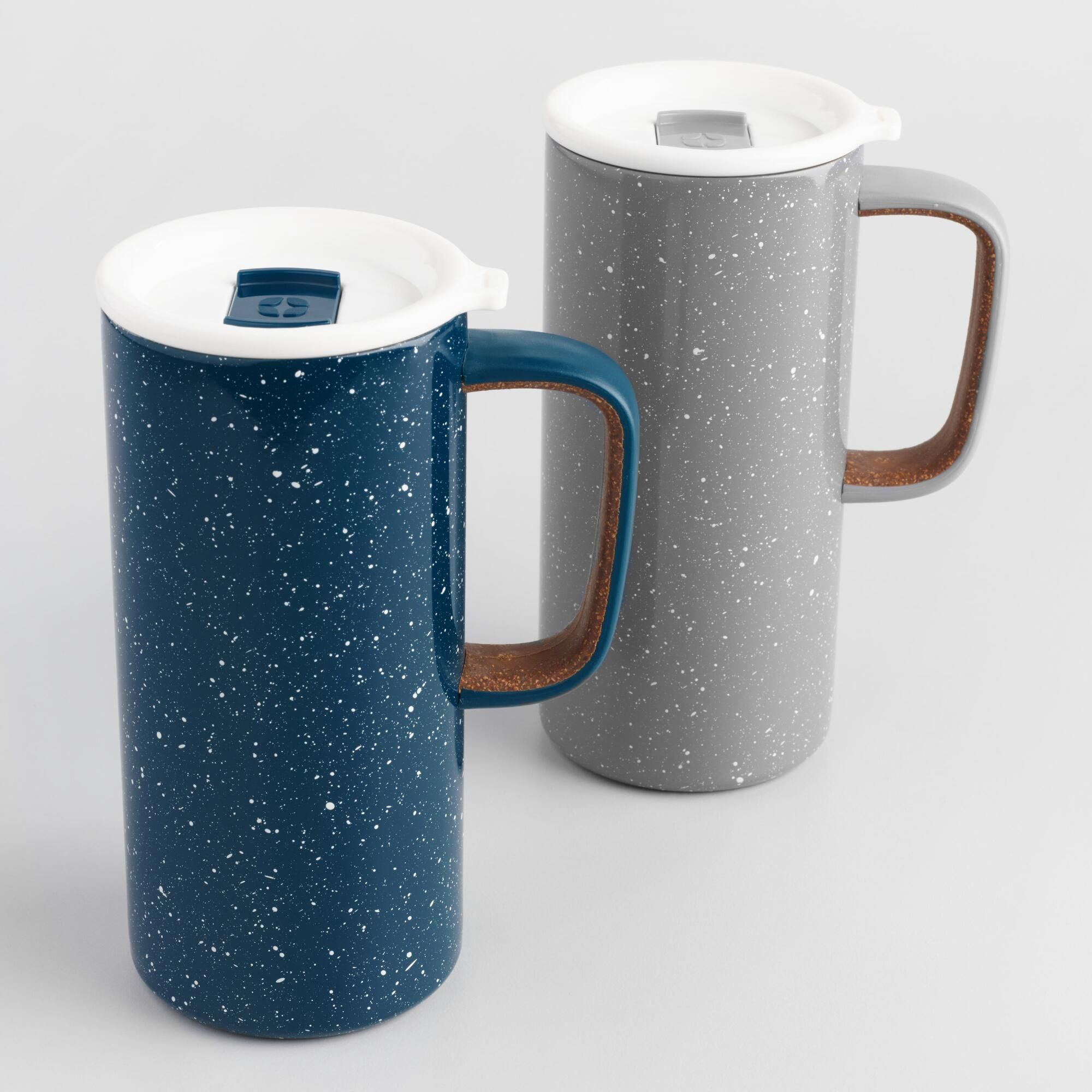 777e5b1a890 Ello Campy Insulated Stainless Steel Travel Mugs Set of 2 by World ...