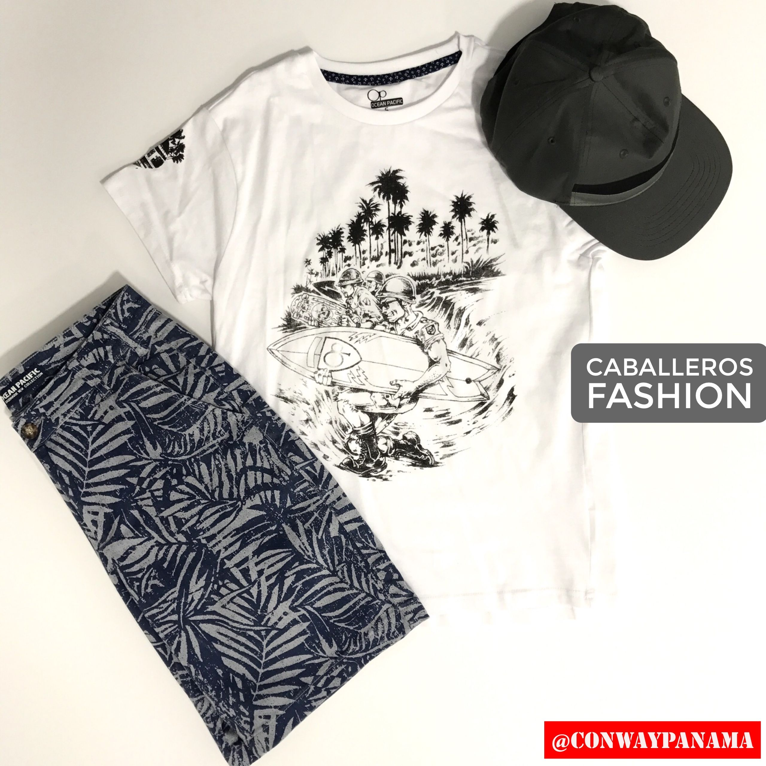 #SigueAConway #Fashion #Moda #Panama