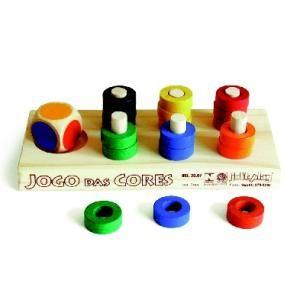 Jogo das Cores - Jott Play