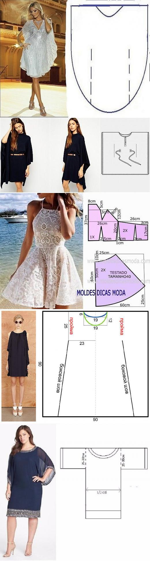 швейные хитрости | PRATİK ŞIK GİYSİLER DİKİŞ &KALIP | Pinterest ...