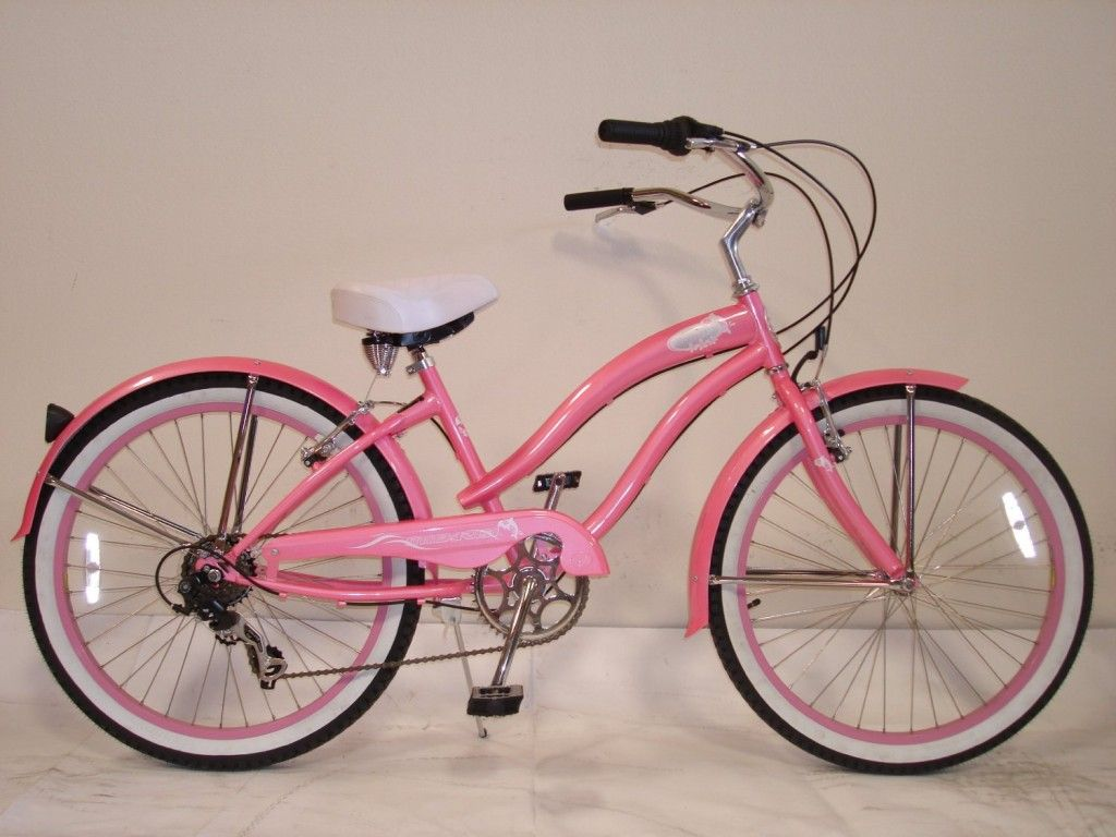 Top 10 Girly Pink Bikes With Basket For Women In 2015 -6453