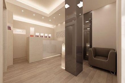 Arredamento Estetista ~ Arredamento centro estetico reception area