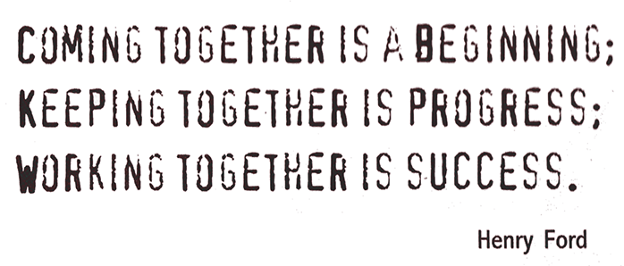 Working Together Quotes Enchanting Working Together As A Team Quotes So Challenge Us Our Team