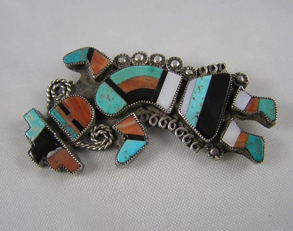 The Rainbow Man Is A Symbol Of Joy And Prosperity For The Zuni