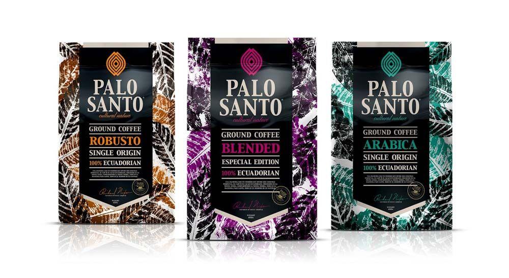 Palo Santo3 Envases · Packaging Palo santo, Santos
