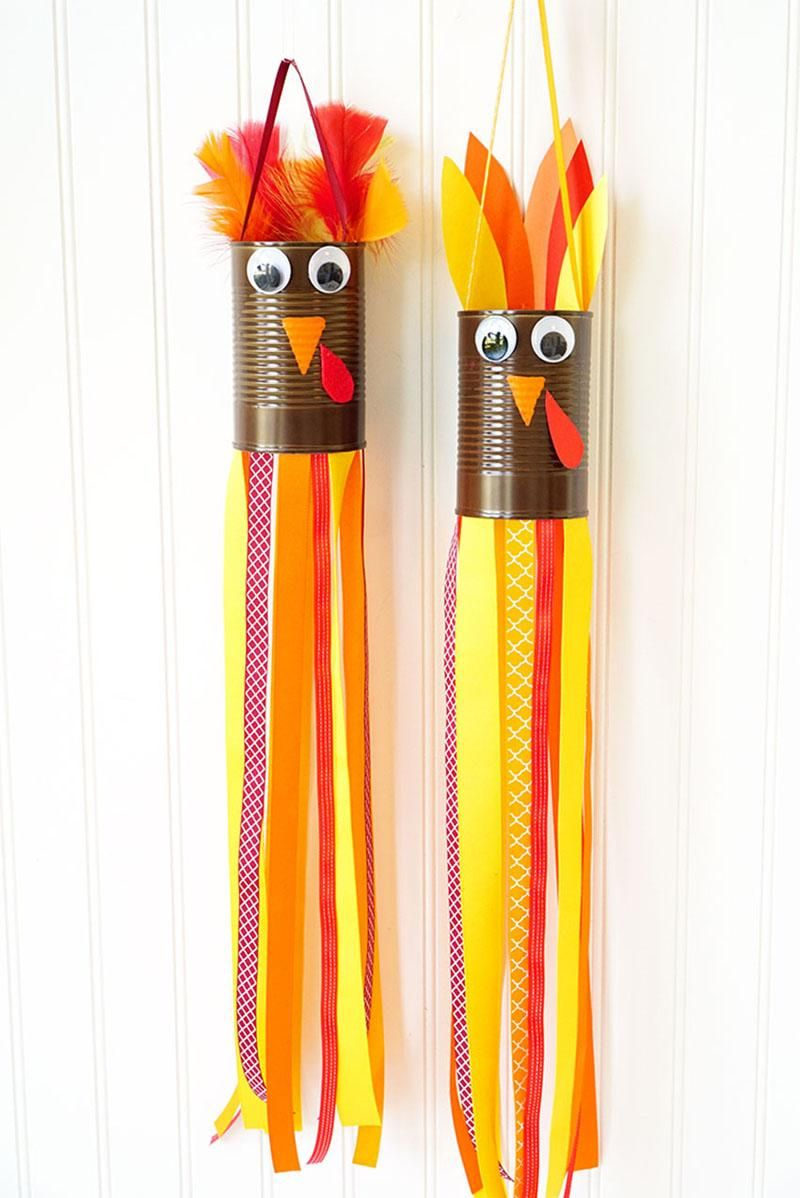 30 Cool DIY Thanksgiving Craft Ideas for Kids #thanksgivingcraftsfortoddlers