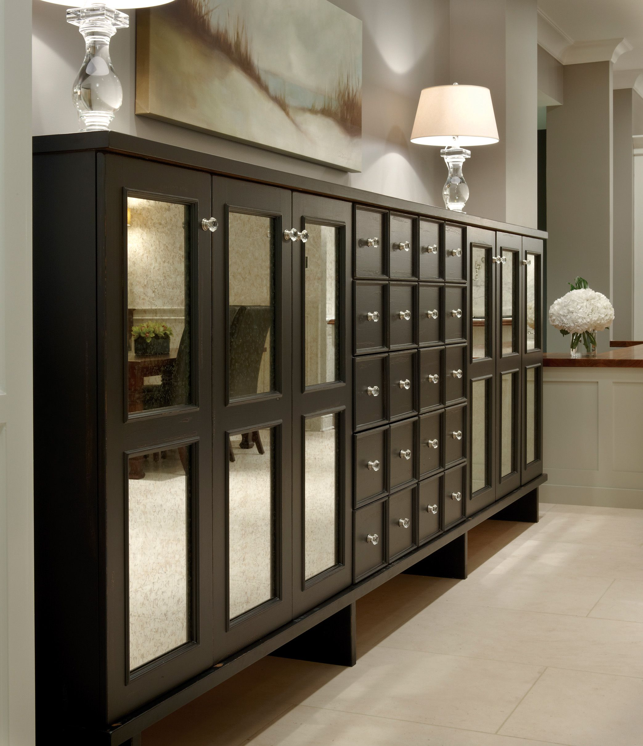 Custom Bedroom Cabinets