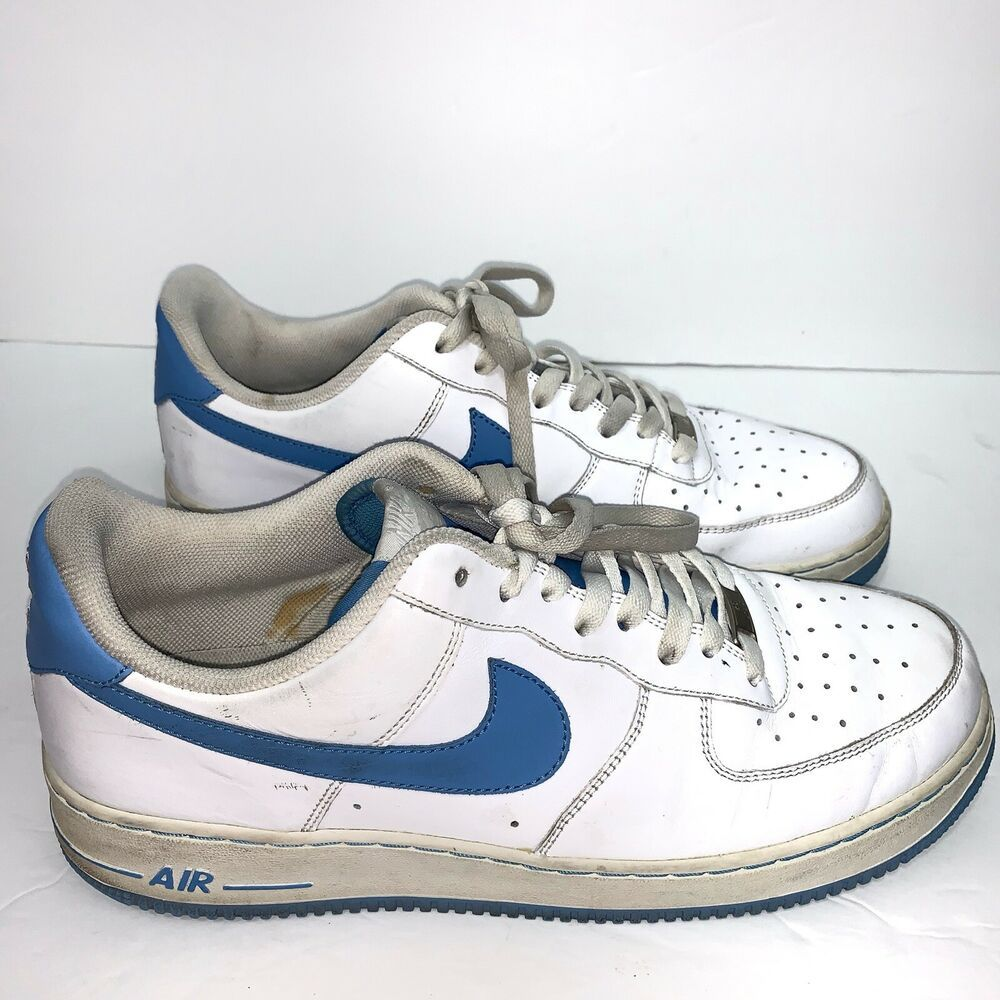 Nike Air Force 1 Sz 13 White University