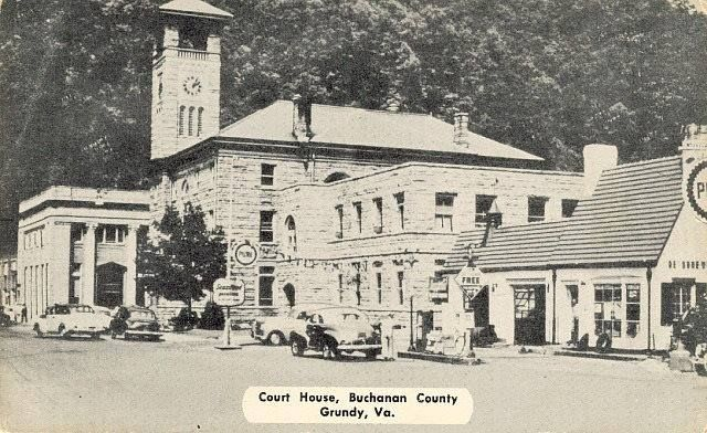 The Old Court House Virginia Is For Lovers Appalachia Mystery Of History