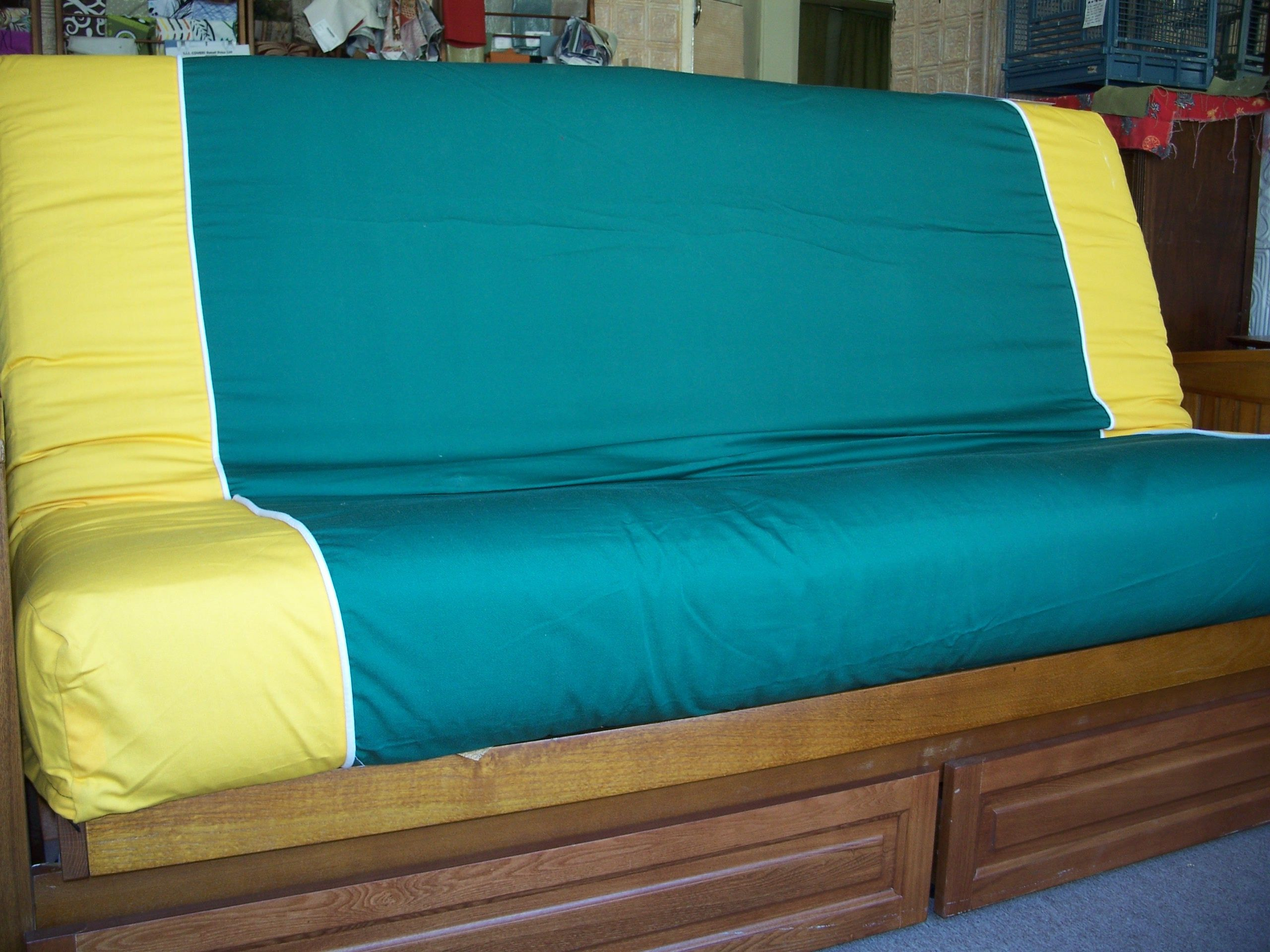 Custom Made Futon Covers Can Be Created To Make Official Un Not At