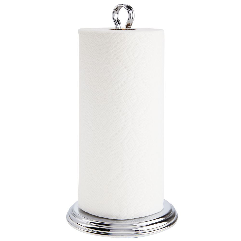 mDesign Countertop Paper Towel Holder