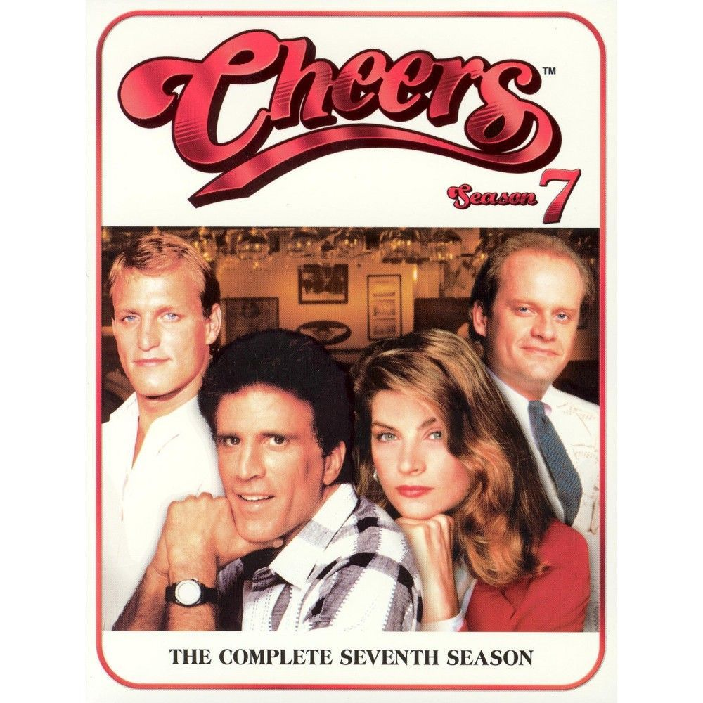 Cheers: The Complete Seventh Season (4 Discs)