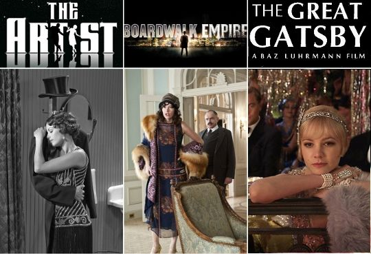 1920s Fashion Trends From Today 39 S Tv Film 20s Clothing Gatsby And 1920s