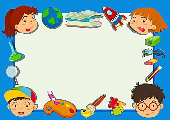Cartoon Art Fun Drawing Background Children S Day Craft Children S Day Activities Children S Day Crafts