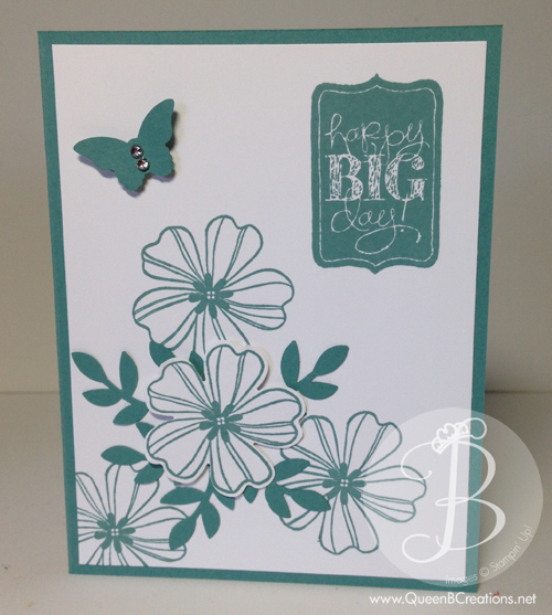 "2014 In Colors Stampin Up: Stampin' Up! 2014-2016 ""in-color"" Lost Lagoon Using Stamps"
