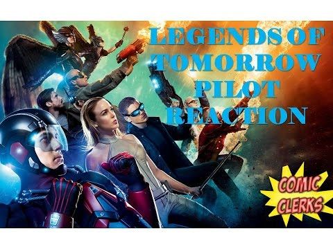 Legends of Tomorrow Pilot