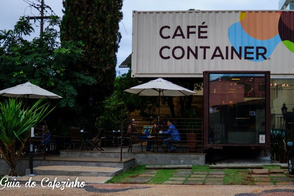 Café Container-Brazil