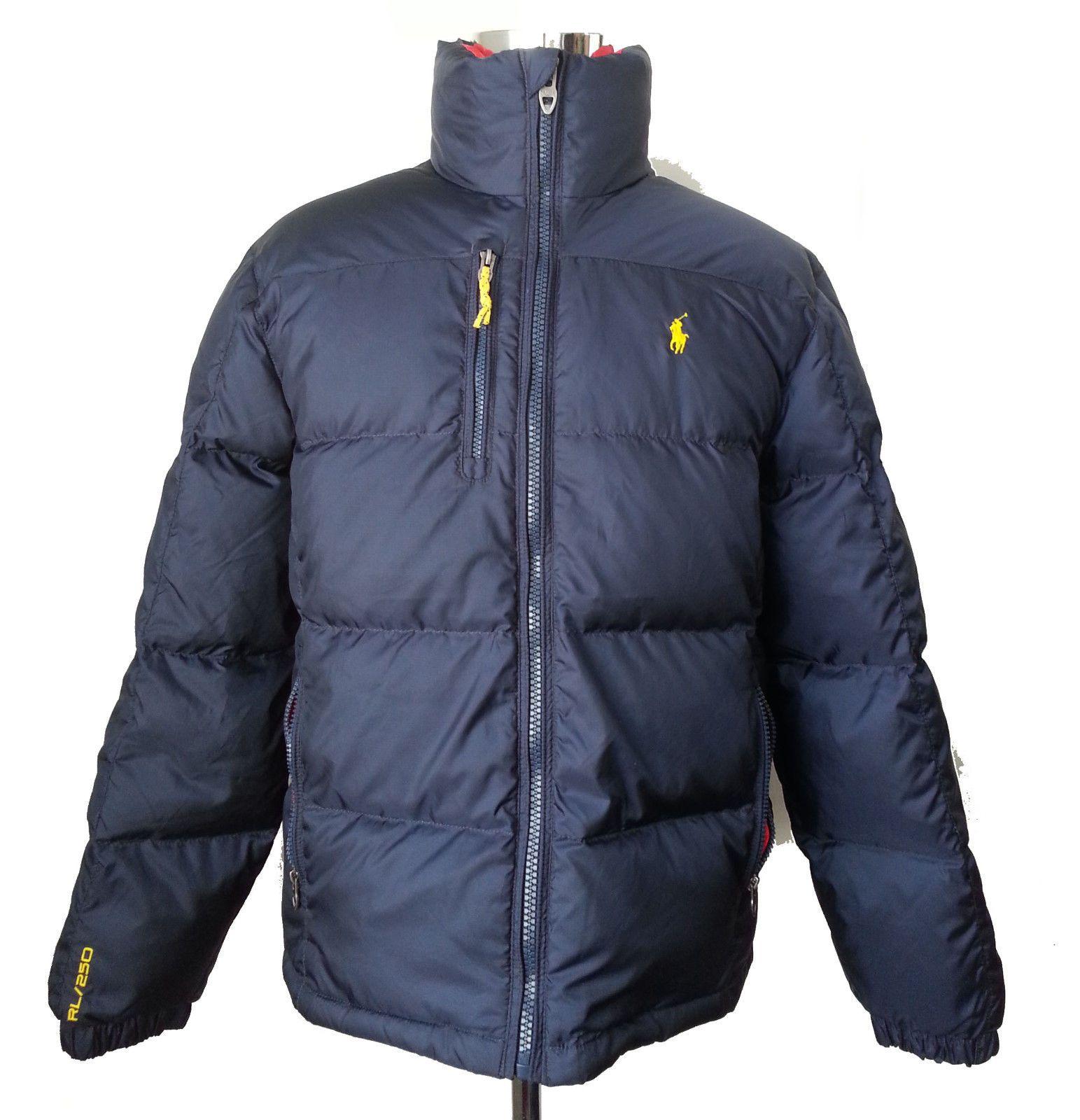 Wählen Sie für offizielle Veröffentlichungsdatum Bestpreis POLO Ralph Lauren men size M down puffer coat jacket ...