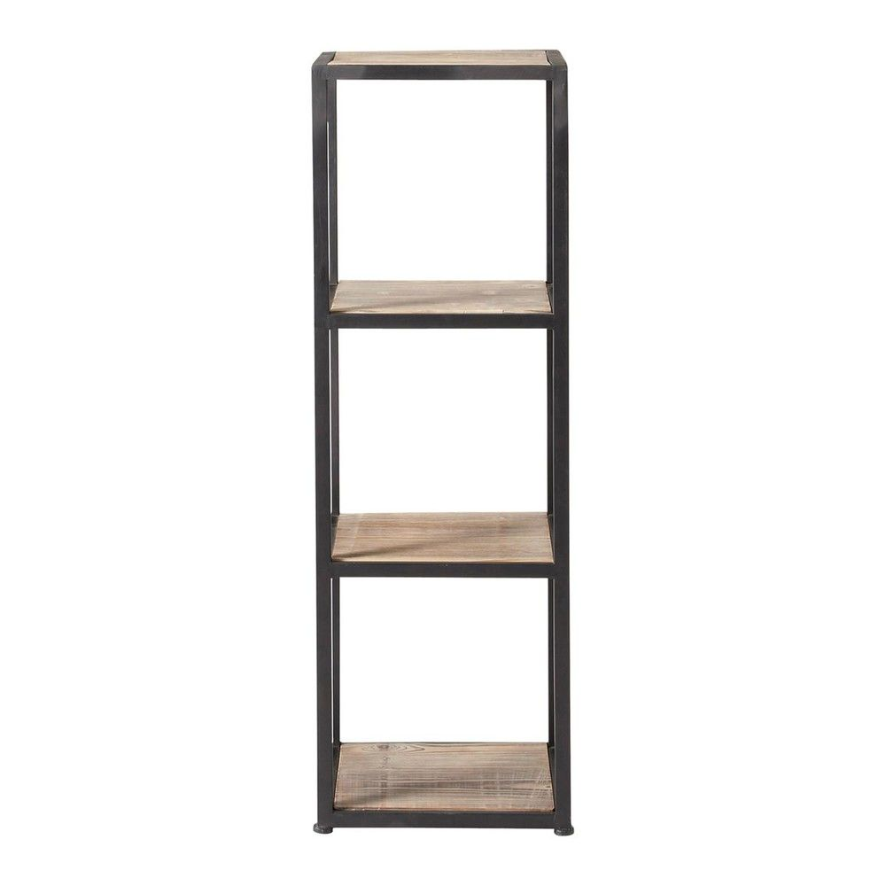 Badezimmer Regal Treppe Solid Fir And Metal Industrial Shelf Tower Unit Charlies Bedroom