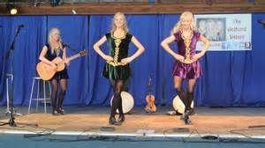 The Gothard Sisters - Dancing an Irish jig