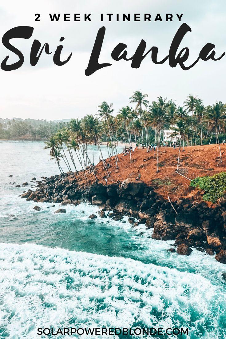 Ultimate #srilanka #itinerary #travel 2 weeks around - #asia #asiatravel #traveltips #traveltipsforeveryone #travelinspiration #traveldestinations