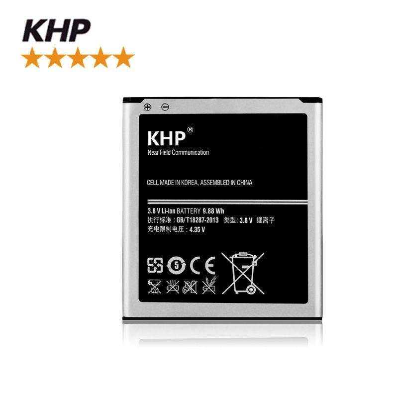 100% originele merk khp batterij voor samsung galaxy s3 i9300 i9305 i9308 nfc ingebouwde vervanging aaa mobiele telefoon batterijen