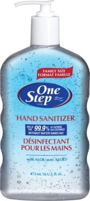 Staples Has The One Step Hand Sanitizer You Need For Home Office