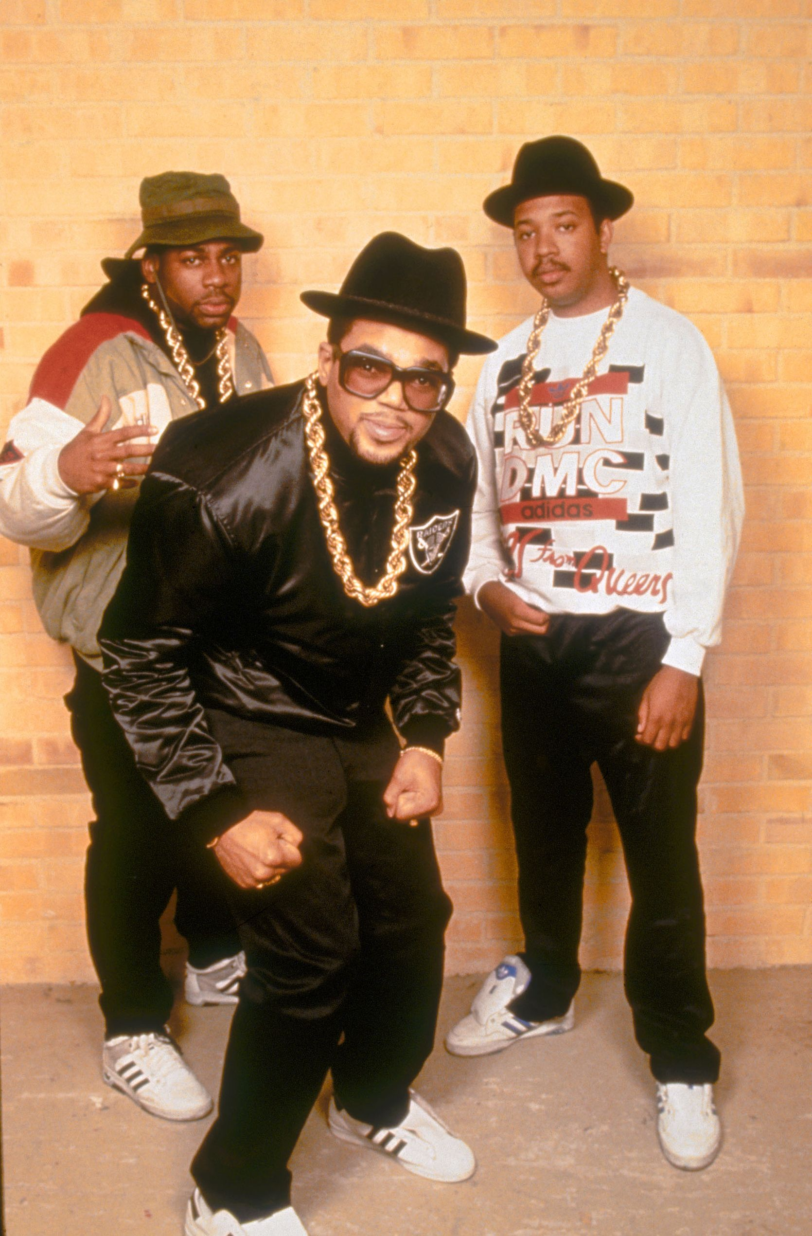 Derived from break dancers, and rap music, clothing from this style tribe  consisted of baggy pants, oversized shirts, and high running shoes.