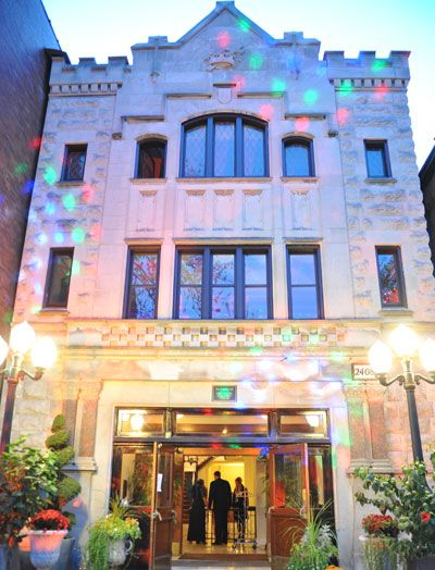 About Stan Mansion Affordable Wedding Receptions Venue Chicago In Logan Square