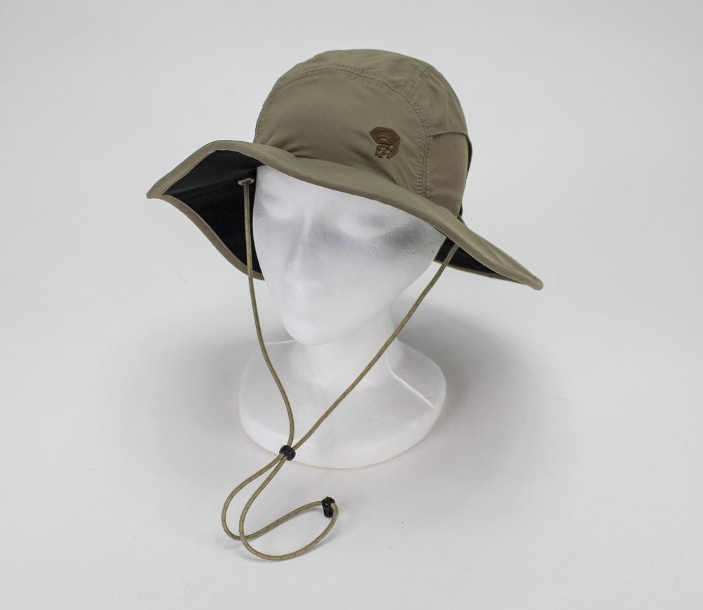 Mountain Hardwear Unisex Canyon Wide Brim Hat Full Beige Fishing Hiking   MountainHardwear  WideBrim  d64fdcf74c2