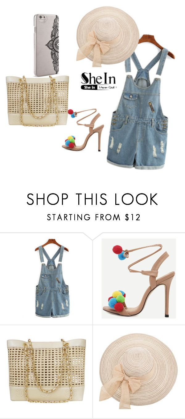 """Bez naslova #24"" by buhana ❤ liked on Polyvore featuring Chanel and Nanette Lepore"