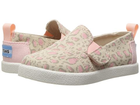 dfb05ce5d266 TOMS Kids - Avalon Slip-On (Infant Toddler Little Kid)