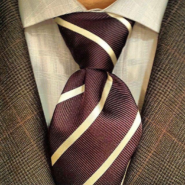 Tie burgundy patterned Nicky 6Djfozrh