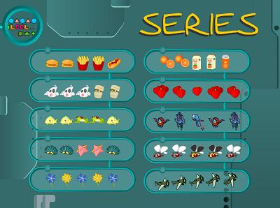Juegos De Memoria Lógica Y Atención Juegos De Series Juegos De Memoria Juegos De Matemáticas Juegos De Ordenar