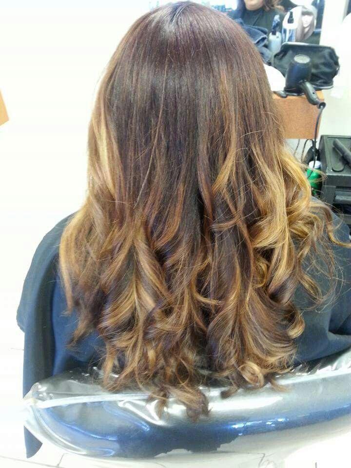 Caramel Balayage Laser Hair Removal Laser Hair Body Hair Removal