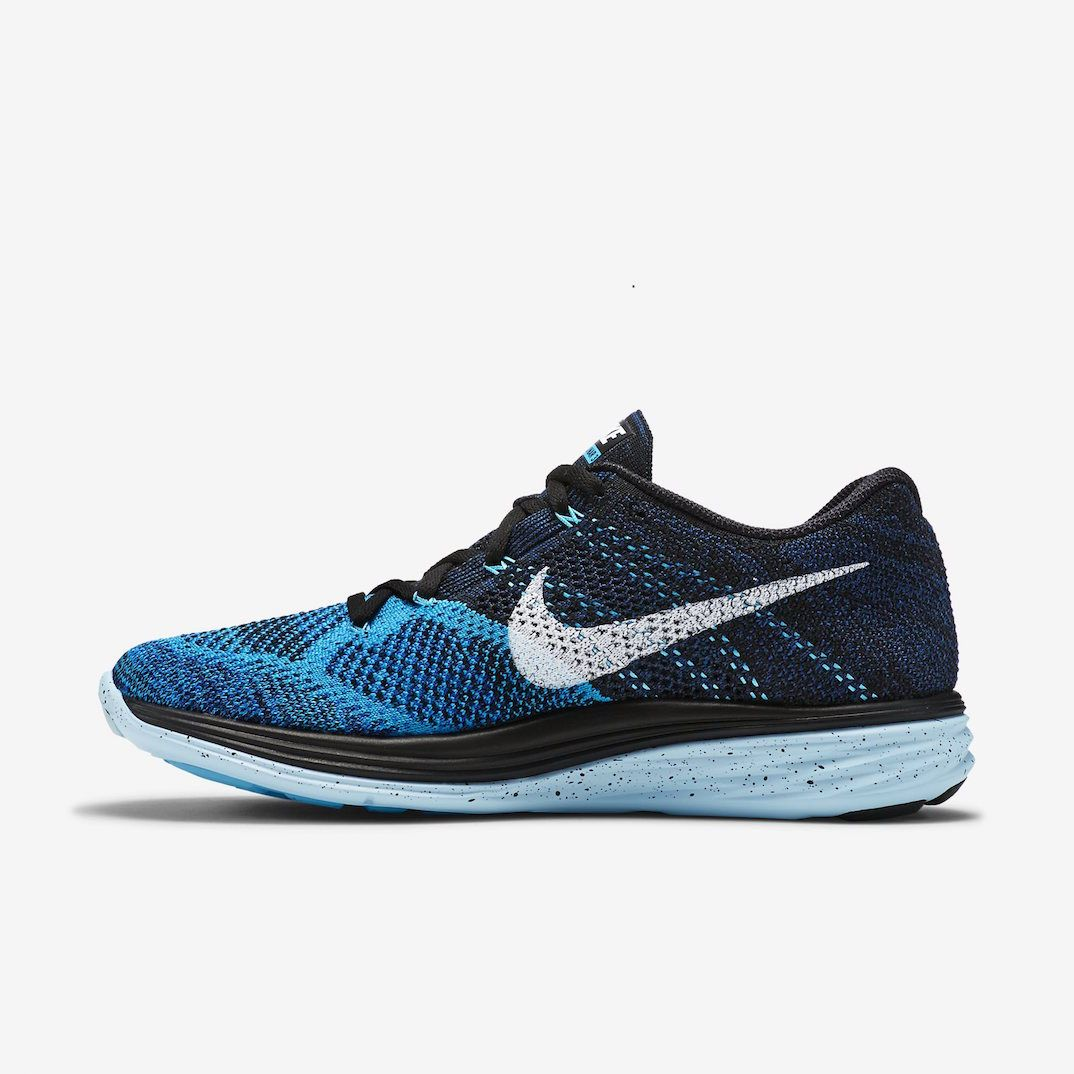 Nike Flyknit Lunar 3 Is Finally Available Royal Fashionist Nike Free Shoes Nike Clothes Mens Running Shoes For Men