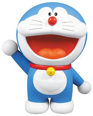 Doraemon (ドラえもん) is a Japanese manga series created by Fujiko F. Fujio.