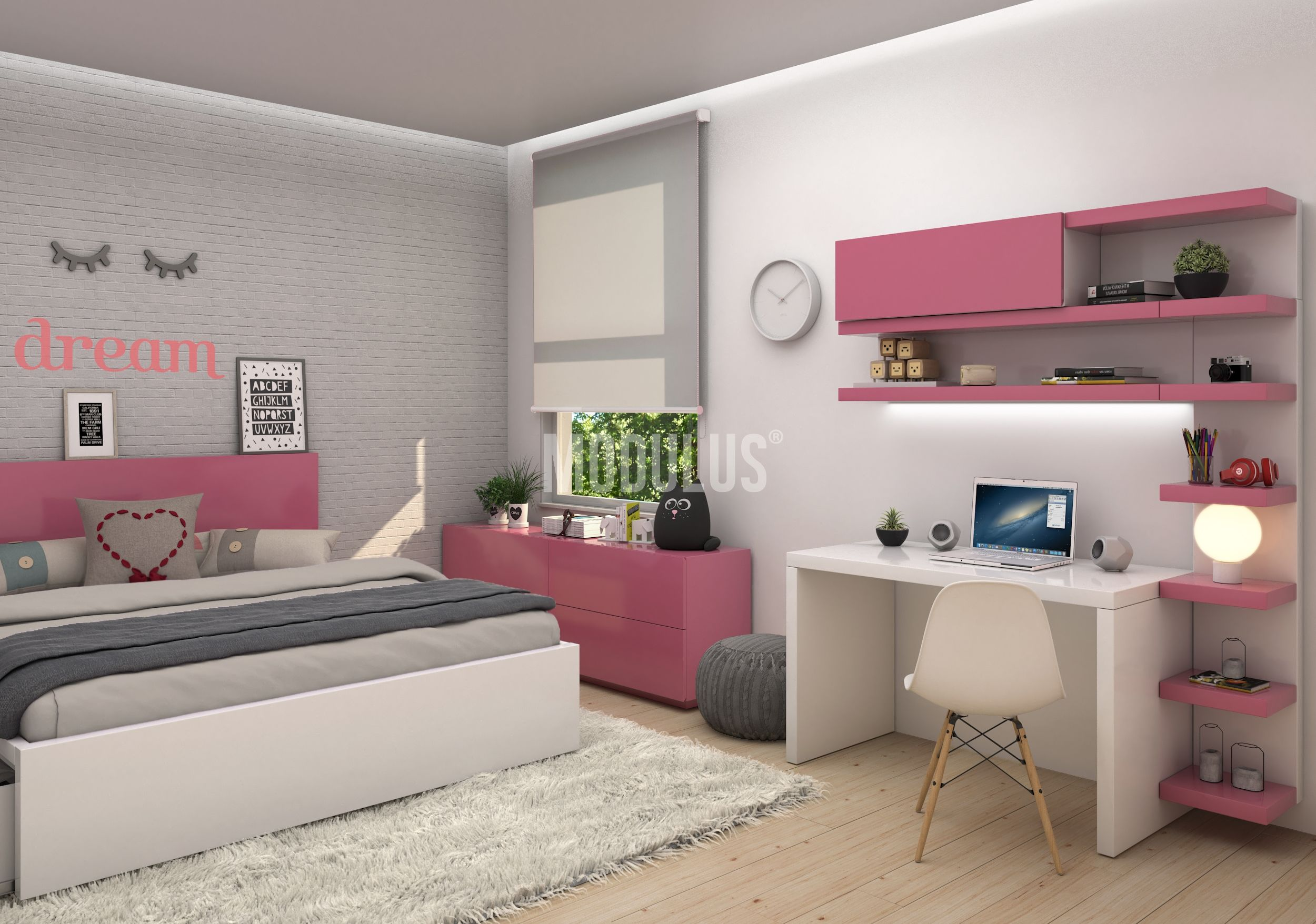 Dise os kids dormitorios kids quartos decora o de for Programa diseno habitacion juvenil