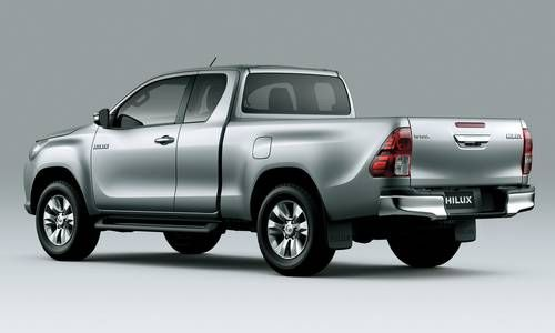 Mejores Ofertas De Coches Para El Mes De Marzo Hilux 2016 Toyota Toyota Hilux