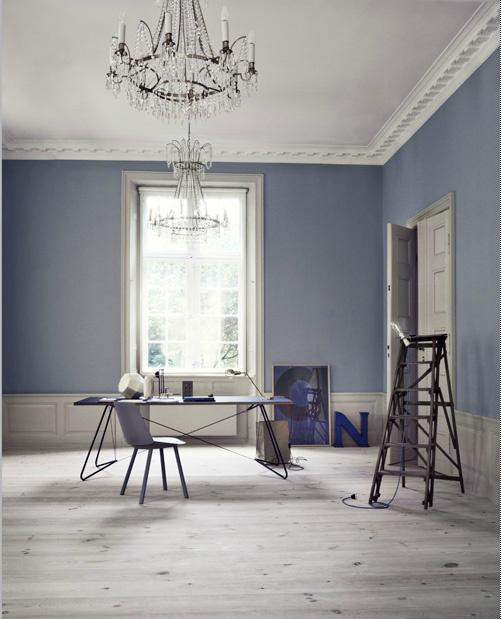Pareti Colorate Home Decor Pinterest Blue Walls Wall Colors