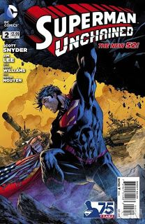 Mundo Superman: Primer vistazo a Superman Unchained #2