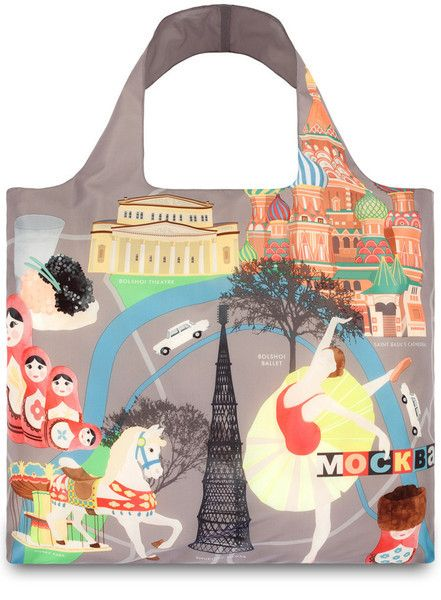 f8d7b49bba7 Bag Moscow   Unique Reusable Bag from PIQ   Eco-Friendly Fun Bags ...