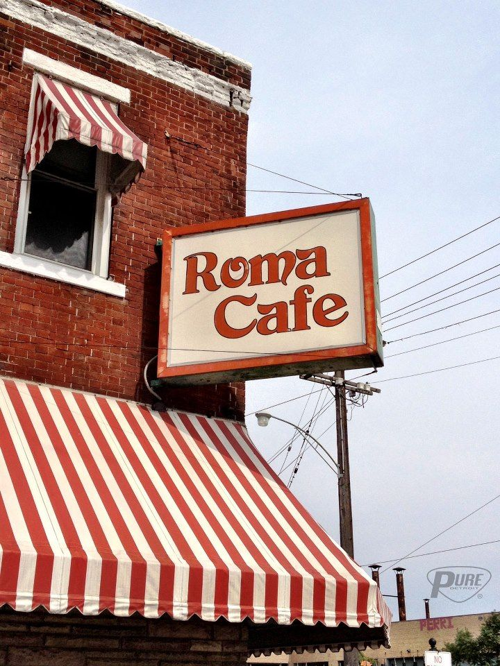 Serving Detroit Since 1890 The Best Italian Food In World And