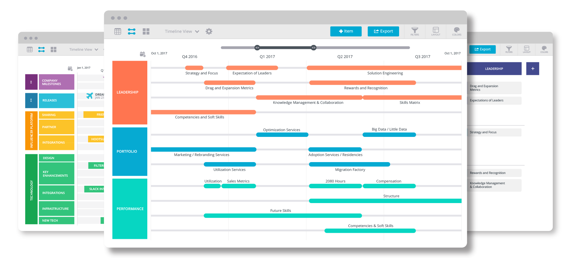 Product Roadmap Software & Roadmapping Tool Roadmunk