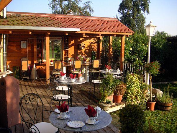 sehr schöne terrasse deko tipps | modern terrasse dekoration, Modern Dekoo