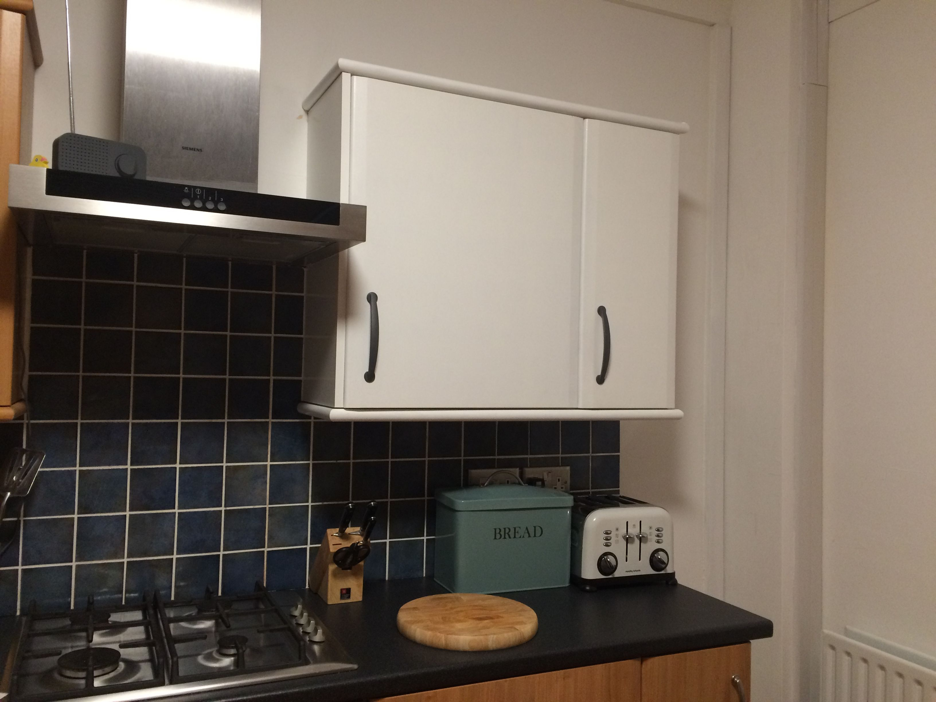 One Section Done Bq V33 Kitchen Cupboard Paint F I R S T