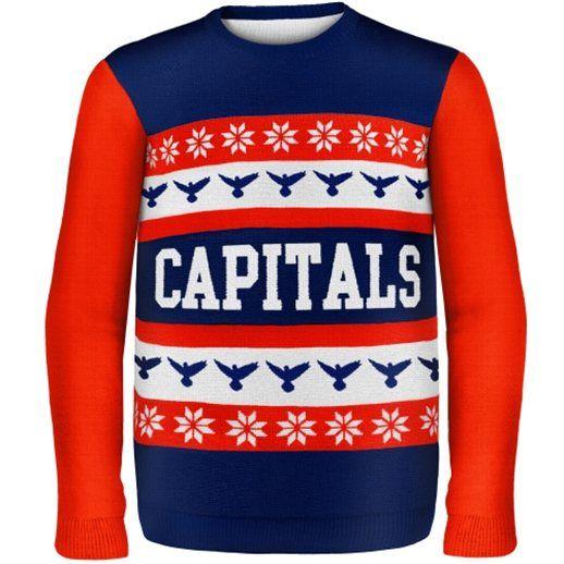 38a668429 Washington Capitals Ugly Christmas Sweater