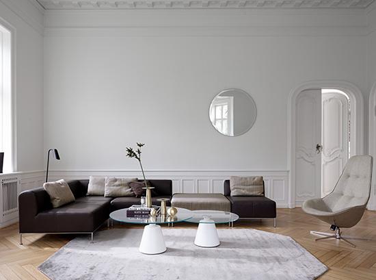Scandinavian And Danish Sofa Furniture Placement Living Room Modular Sectional Sofa Sofa Design