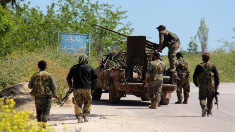Syrian opposition seizes last regime outpost in Jisr al-Shughour